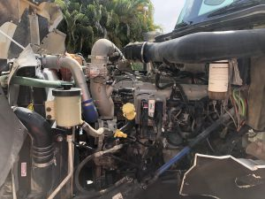 buy used sleeper fuel truck