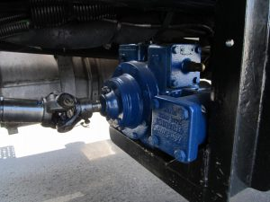 used lube oil truck