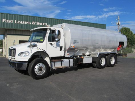 waste oil trucks for sale