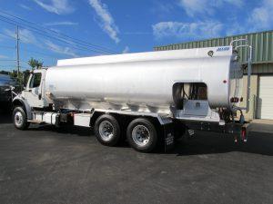 fuel tanker truck for sale