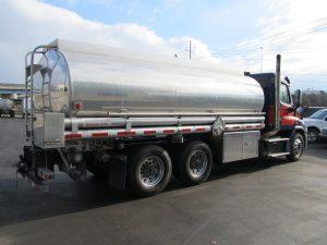 petroleum truck