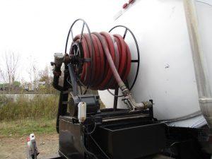 gasoline fuel truck for sale
