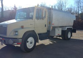 used fuel truck for sale