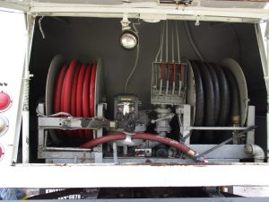 tandem axle fuel truck for sale
