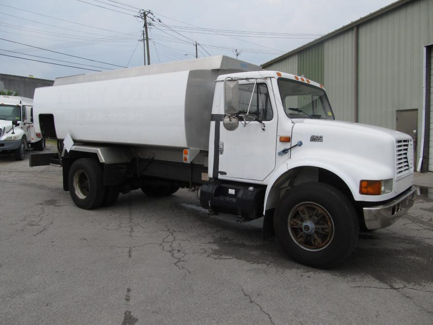 fuel delivery trucks for sale