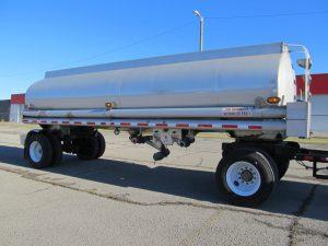 aluminum pull trailer