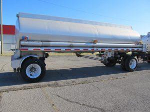 fuel transport trailer